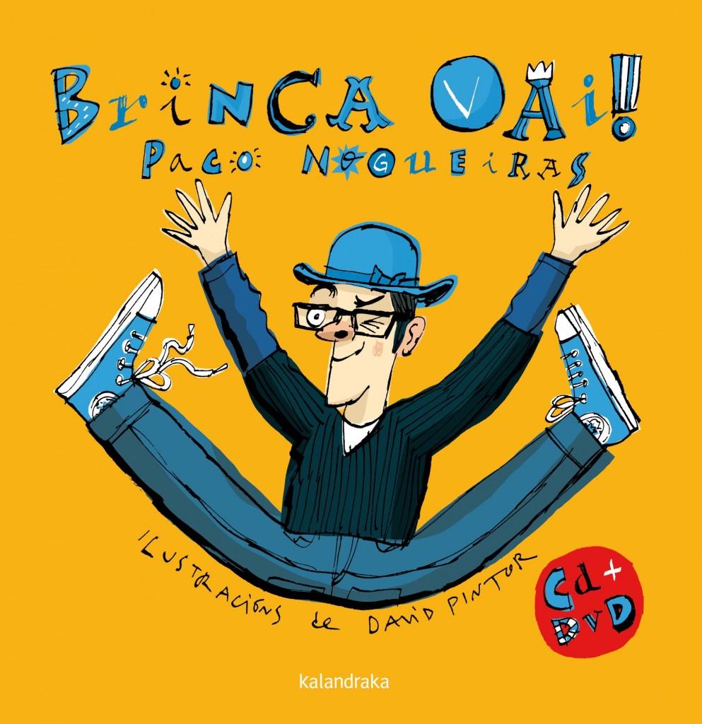 Brinca Vai - Paco Nogueiras