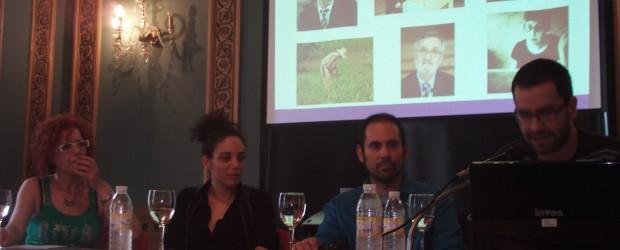 Instantâneos da mesa redonda «Empresas e a oportunidade das línguas», que decorreu a 6 de junho. Tweet