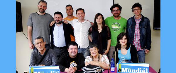 Crónica do Encontro de Escritores do éMundial 2012. Este ano 2012, as sócias e simpatizantes da AGAL queríamos que a celebração do éMundial 2012 em Vigo fosse uma oportunidade de...